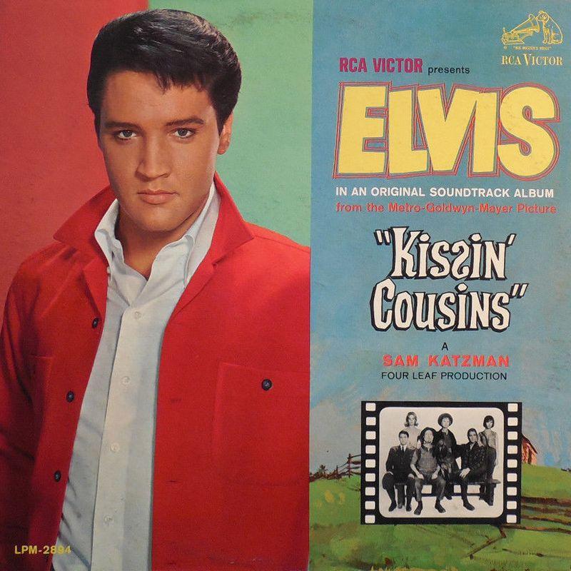 1964-02 Kissin' Cousins LPM