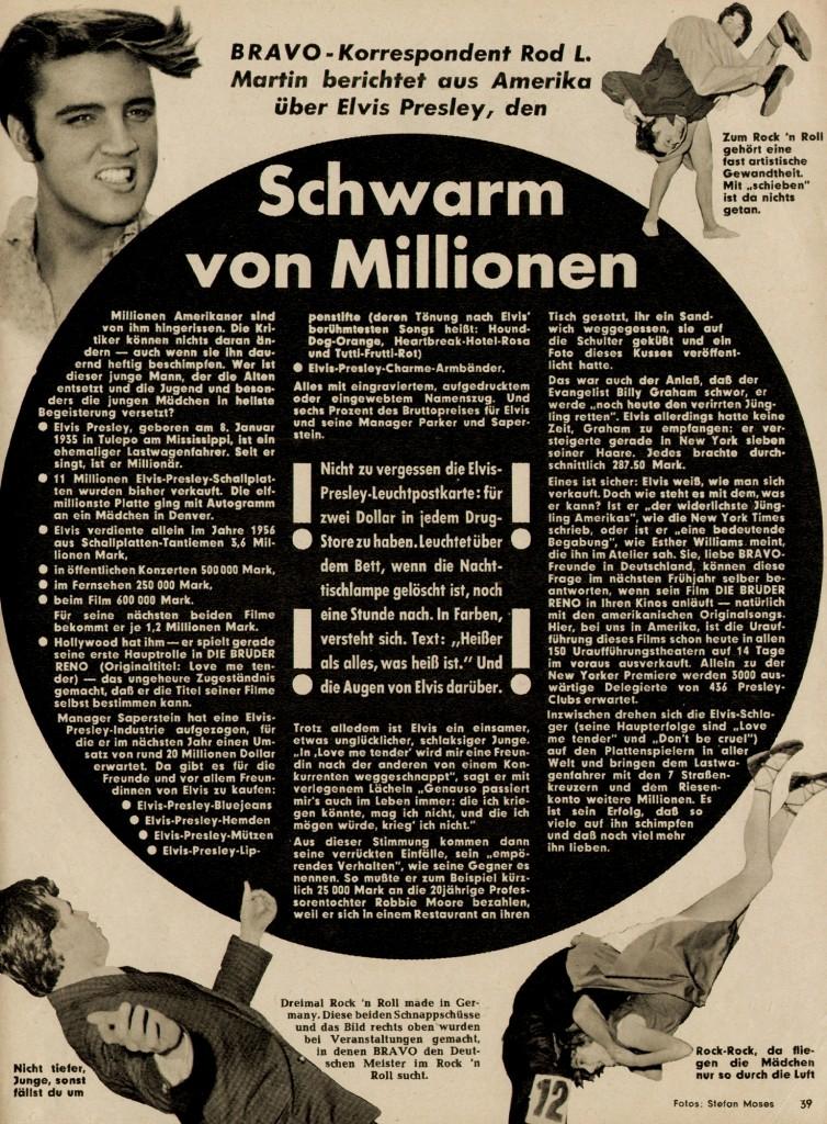 1956-15 Schwarm von Millionen