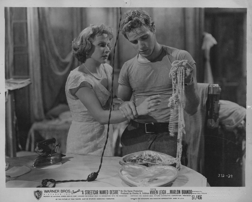 A Streetcar Named Desire (1951) USA press still 01