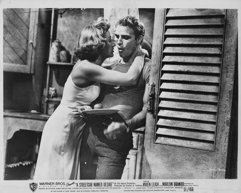 A Streetcar Named Desire 1951 Elvis Echoes Of The Past