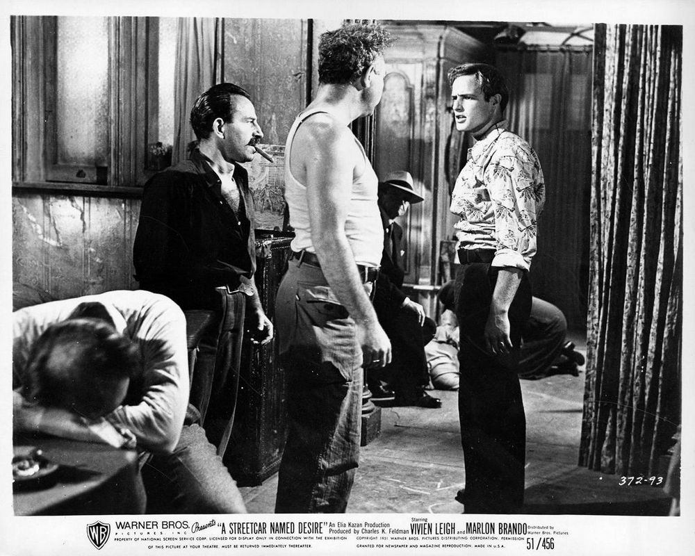 A Streetcar Named Desire (1951) USA press still 05