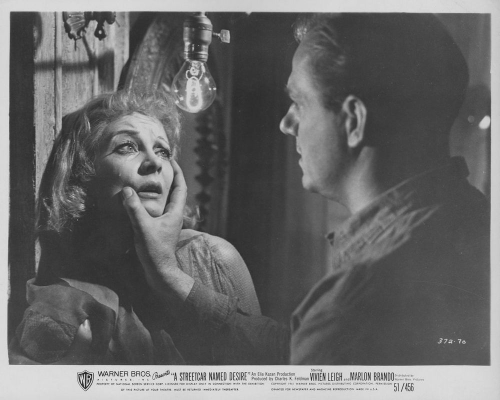 A Streetcar Named Desire (1951) USA press still 06