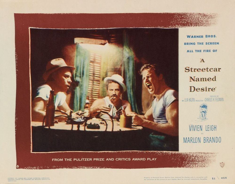 A Streetcar Named Desire (1951) lobby card 08upgrade