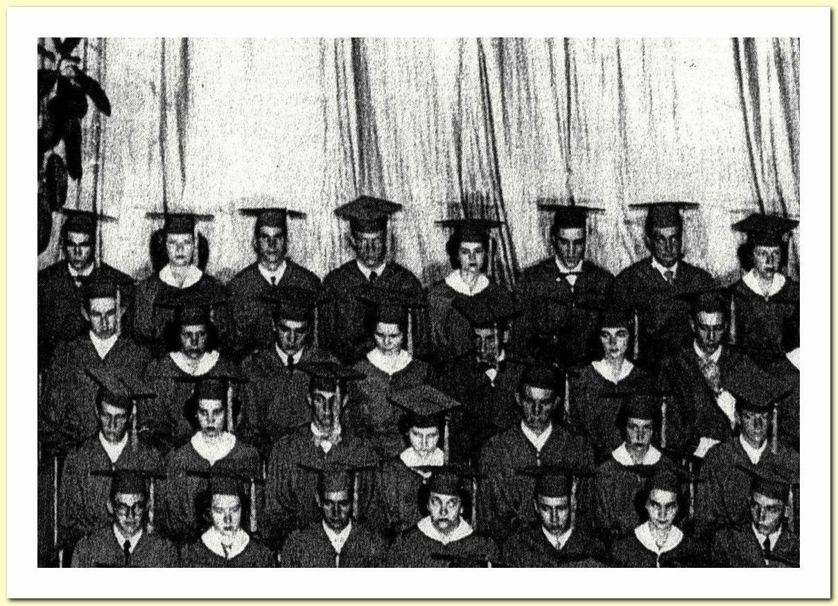 Graduation1953-5c