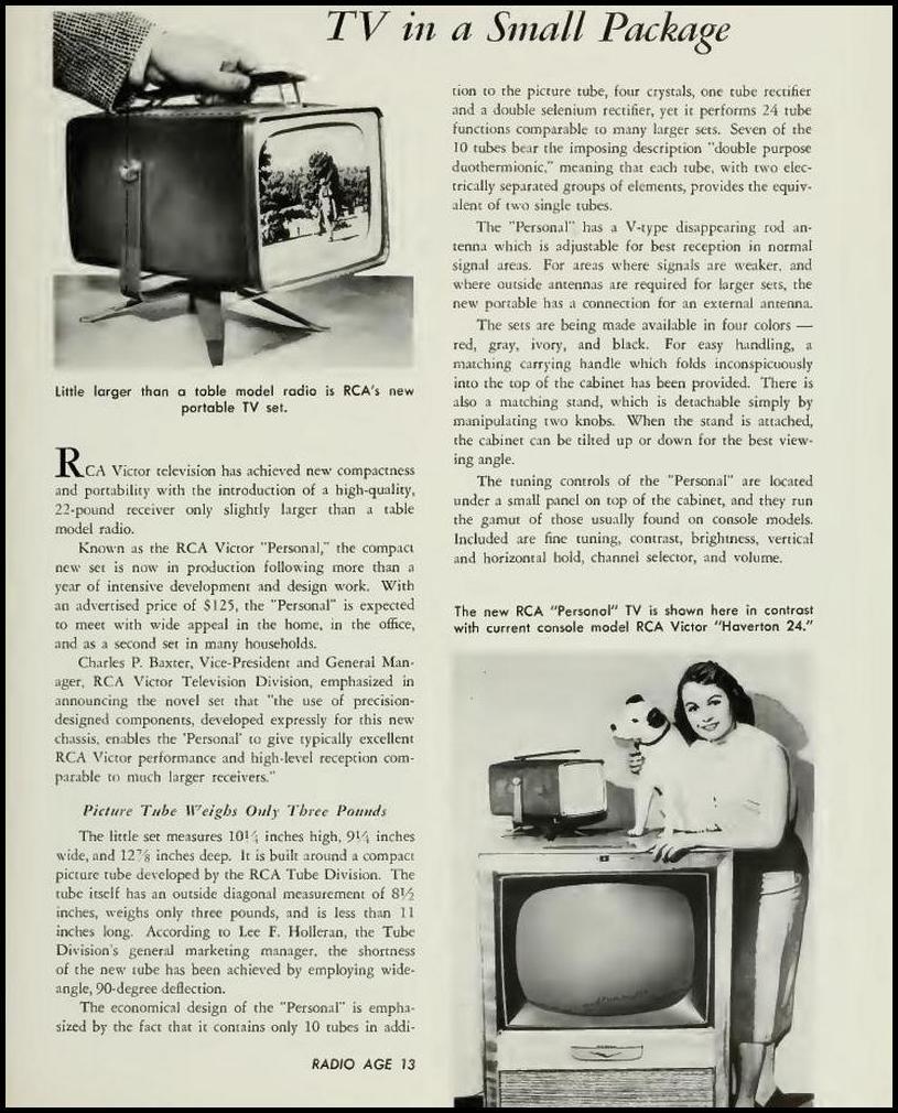 RCA ad 3