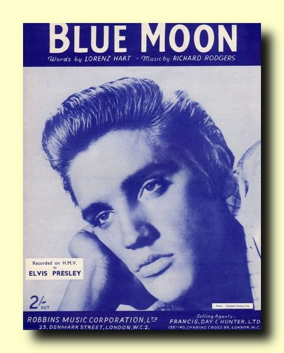 HMV Blue Moon