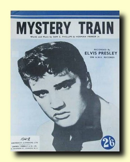 HMV Mystery Train