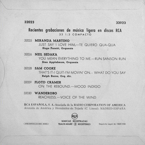 32023 B2 (1961)