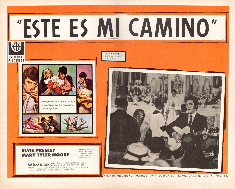 Esta Es Mi Camino - Mexico lobby card 4