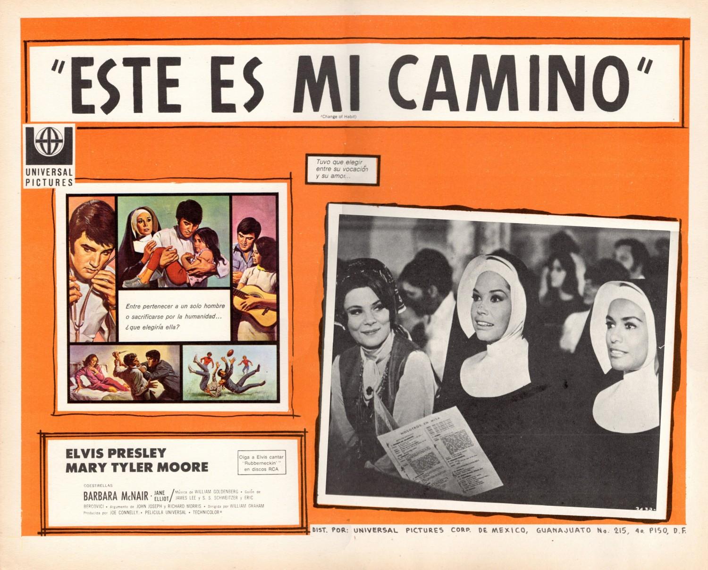 Esta Es Mi Camino - Mexico lobby card 5