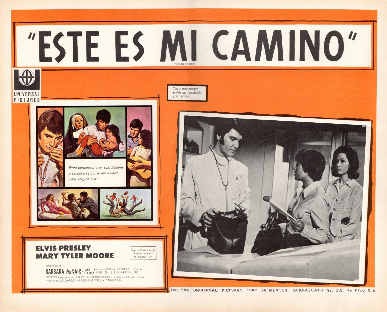 Esta Es Mi Camino - Mexico lobby card 6