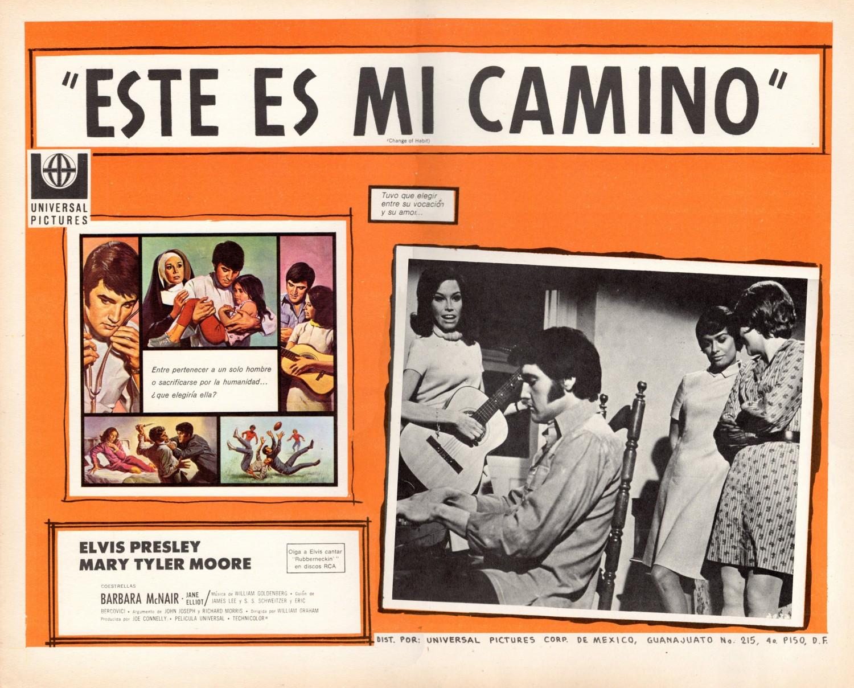 Esta Es Mi Camino - Mexico lobby card 7