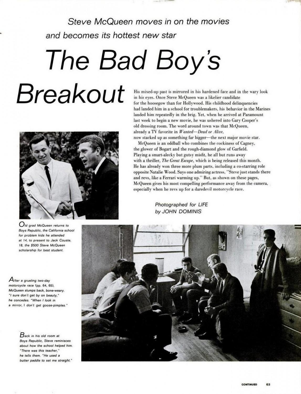 LIFE magazine (July 12, 1963) page 63