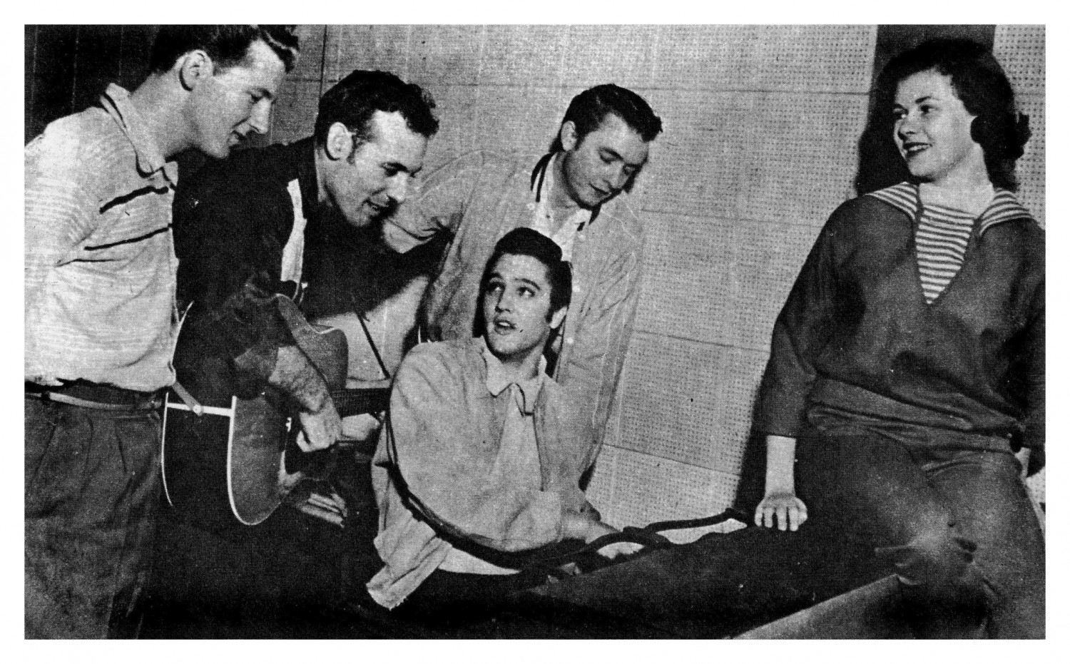 George Pierce - Sun Records - December 4, 1956 (03b)