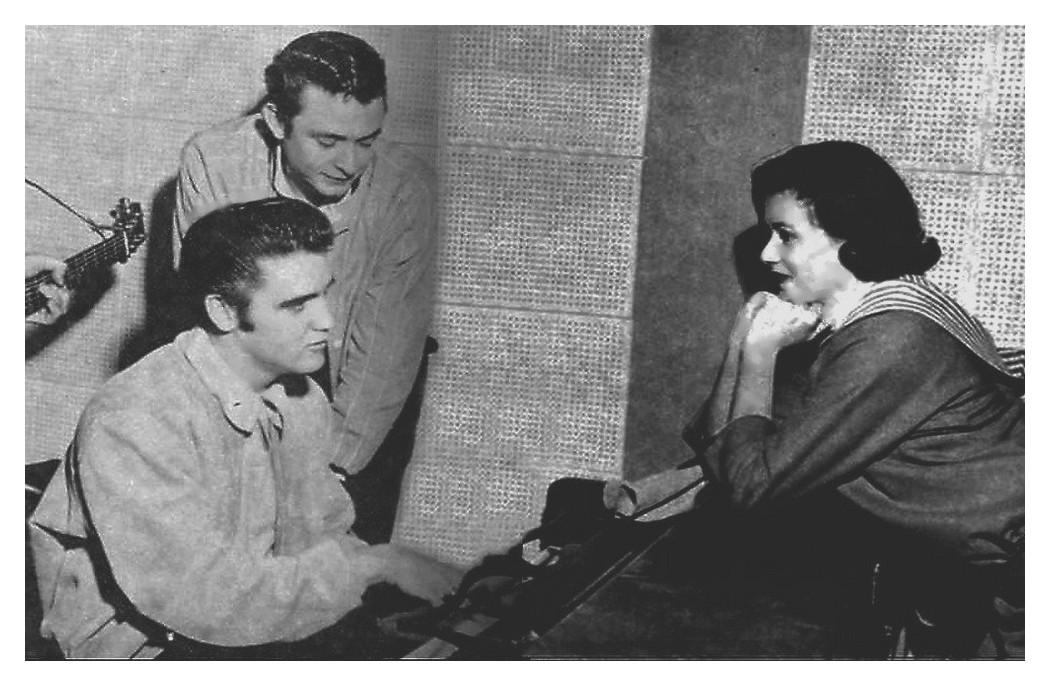 George Pierce - Sun Records - December 4, 1956 (04a)