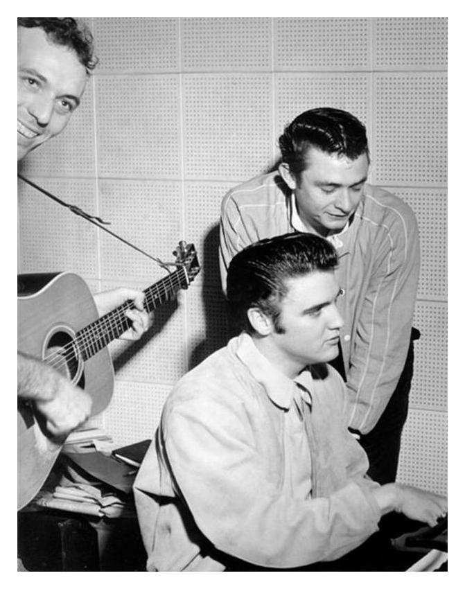 George Pierce - Sun Records - December 4, 1956 (04c)