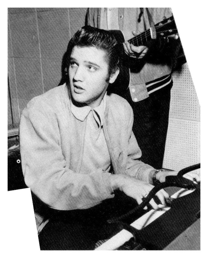 George Pierce - Sun Records - December 4, 1956 (05a)