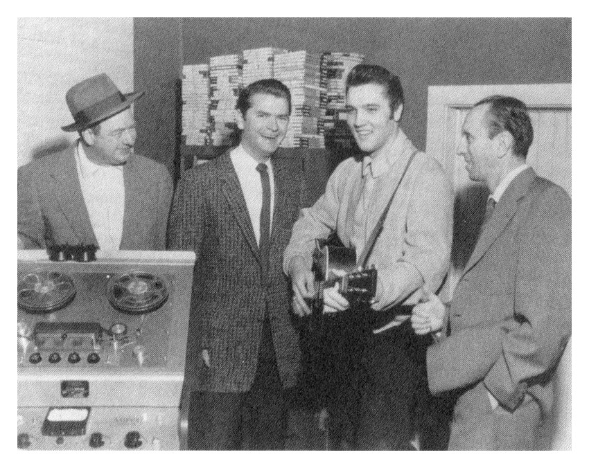 George Pierce - Sun Records - December 4, 1956 (07a)