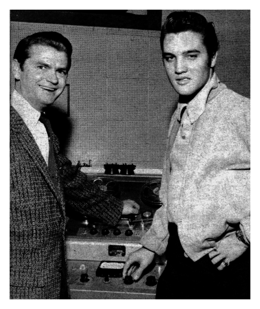 George Pierce - Sun Records - December 4, 1956 (10a)