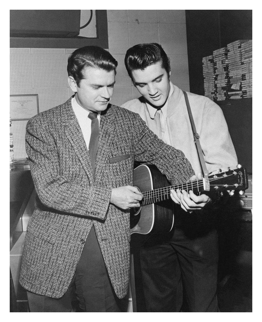 George Pierce - Sun Records - December 4, 1956 (9a)