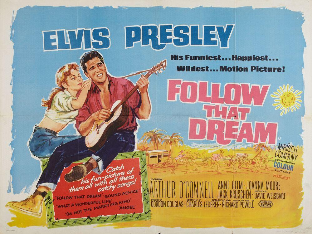 09 Follow That Dream - UK quad