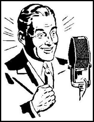 Radio Announcer 1