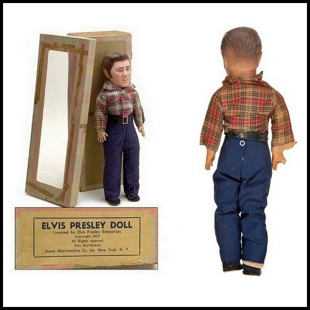 101 1957 EPE Doll with box