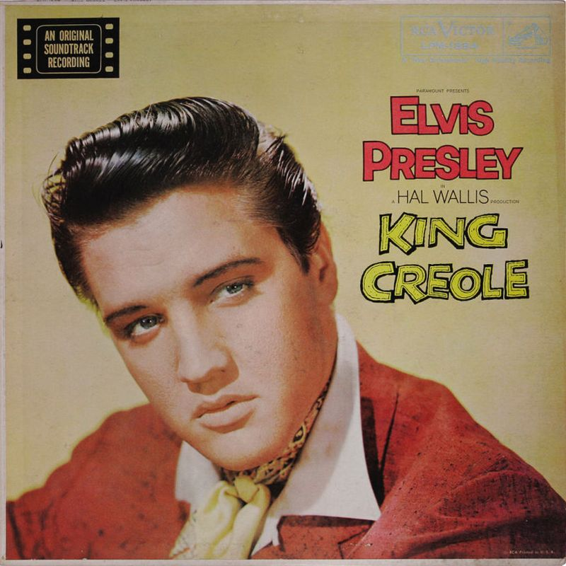 1958-09 King Creole LPM 01