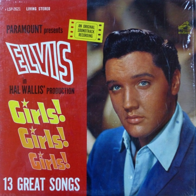 1962-11 Girls! Girls! Girls! LSP