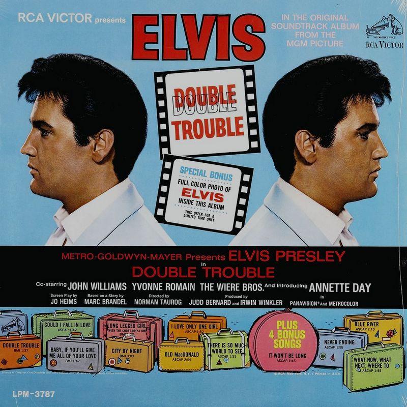 1967-06 Double Trouble LPM