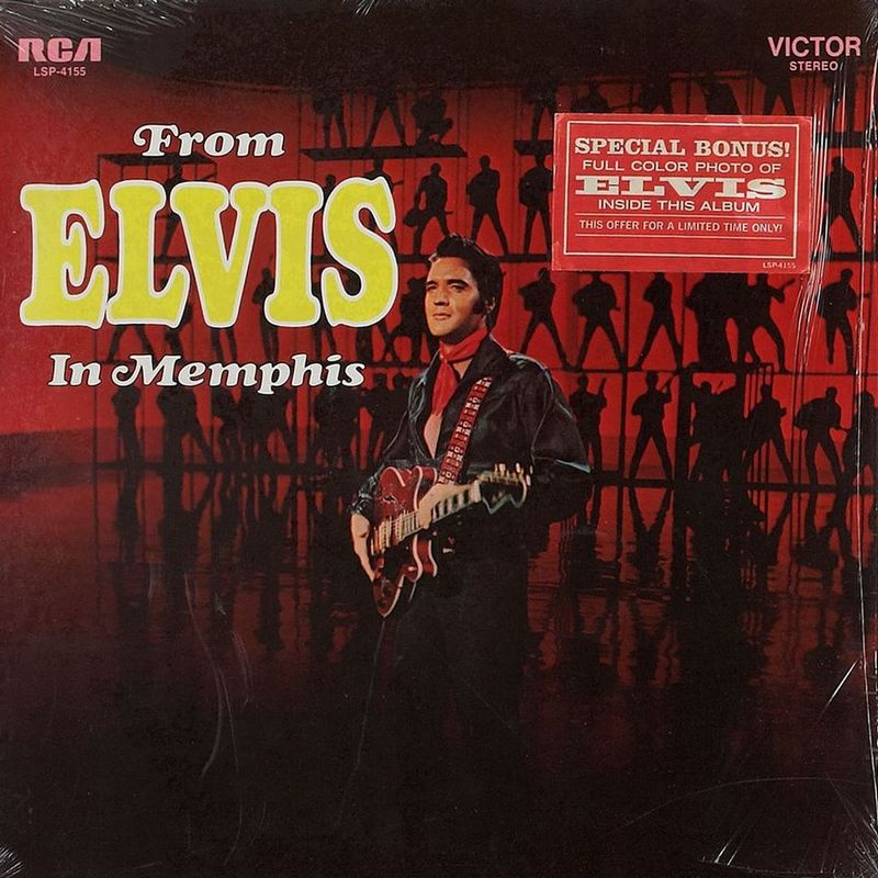 1969-06 From Elvis In Memphis LSP