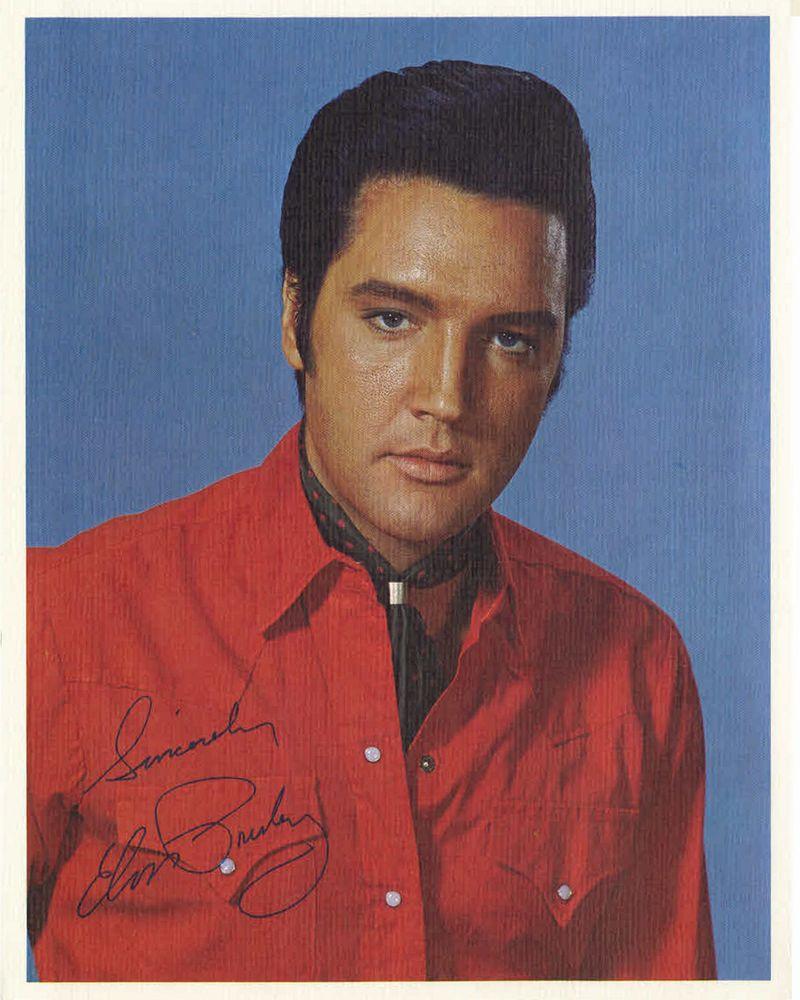 1969-07 International Hotel, Las Vegas Nevada Presents Elvis, August 1969 (Box Set) photo (8x10)
