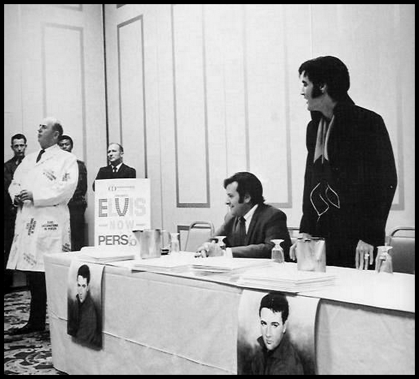 1969 In Person 5 (Vegas, August 1, 1969 Press Conference) upgrade