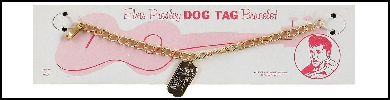 205 EPE 1958 Dog Tag Bracelet Lady's (silver)