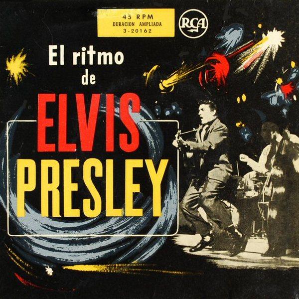 3-20162 El Ritmo De Elvis Presley (Spain)