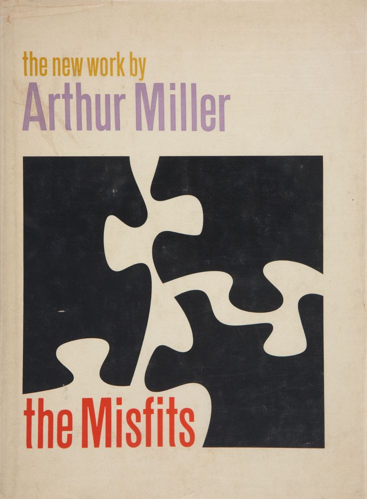 Arthur Miller - The Misfits book