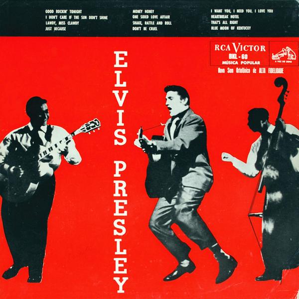 BKL-60 Elvis Presley (Brazil)