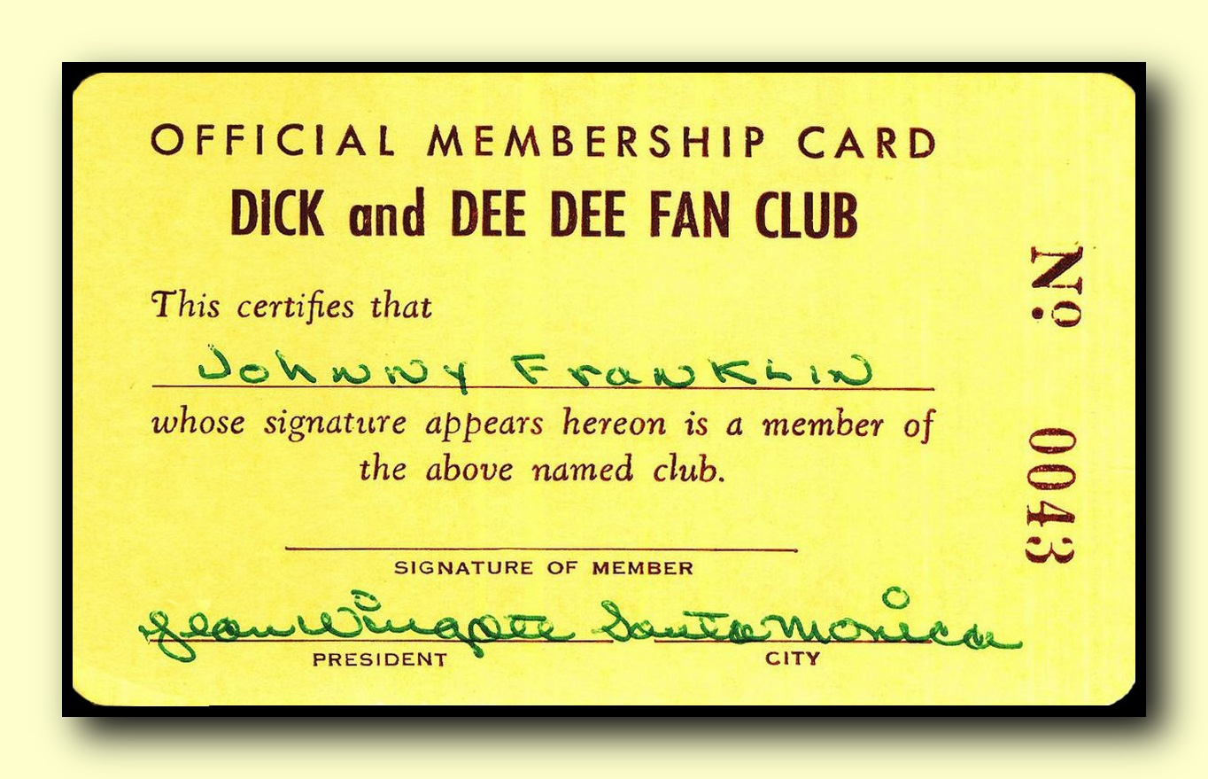 Dick And Dee Dee