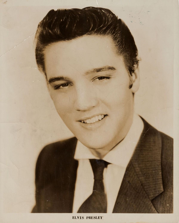 Elvis Presley Sun publicity 1955
