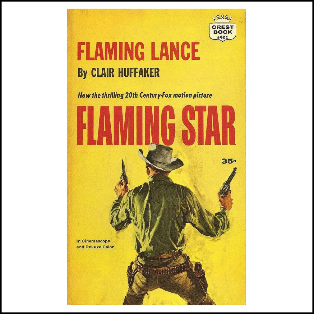 Flaming Star 1960 pb