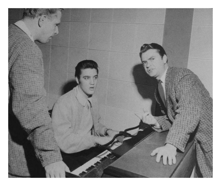 George Pierce - Sun Records - December 4, 1956 (06a) upgrade