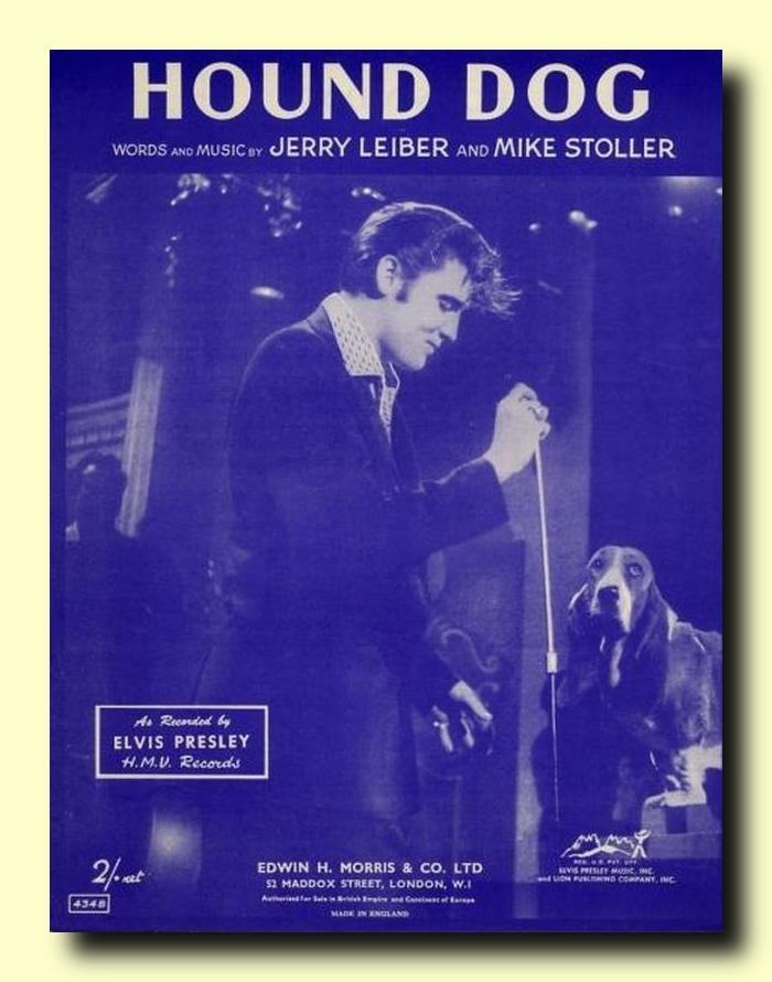 HMV Hound Dog