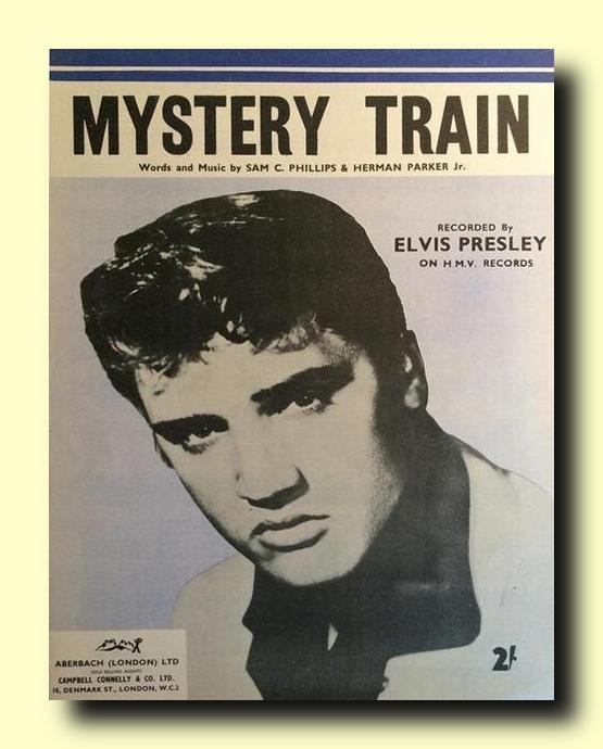 HMV Mystery Train 1