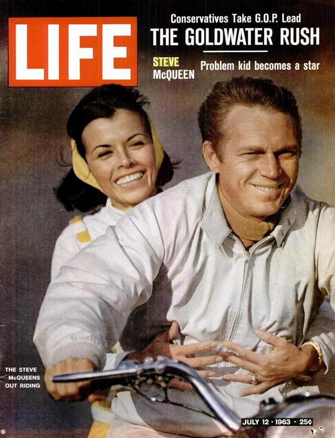 LIFE magazine (July 12, 1963) frontcover