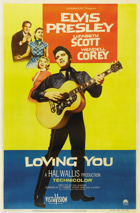 Loving You - USA 40X60 (Y)