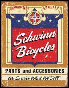 Schwinn sign 03