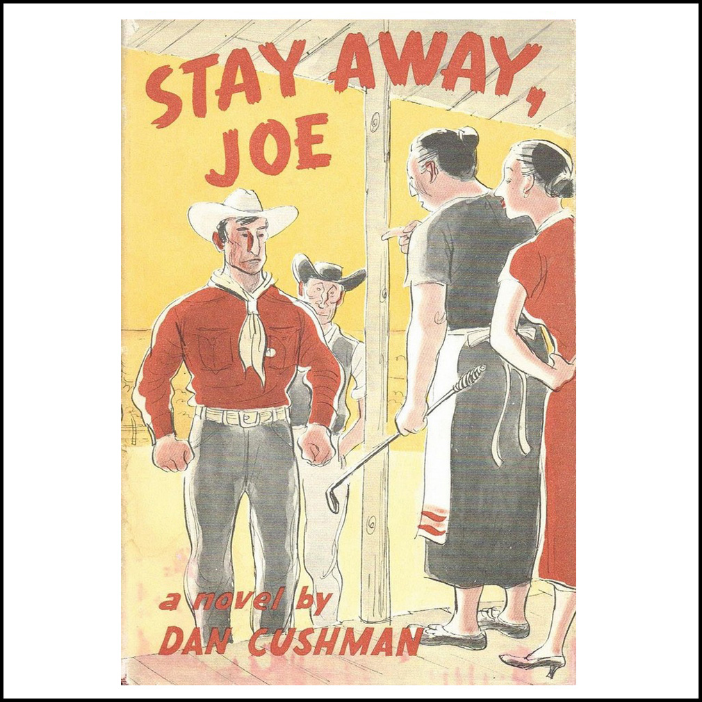Stay Away, Joe 1953 hc 01