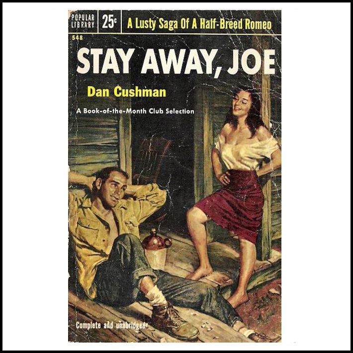 Stay Away, Joe 1954 pb 01