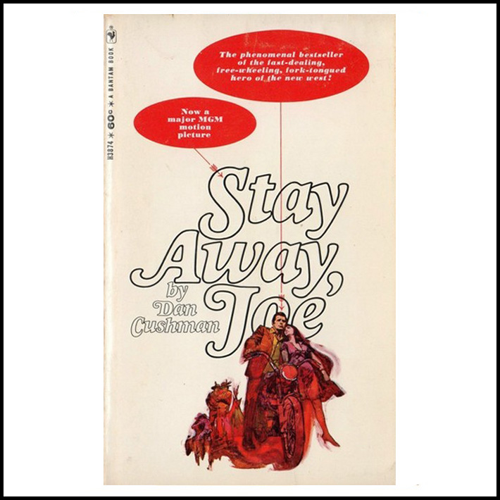 Stay Away, Joe 1968 pb