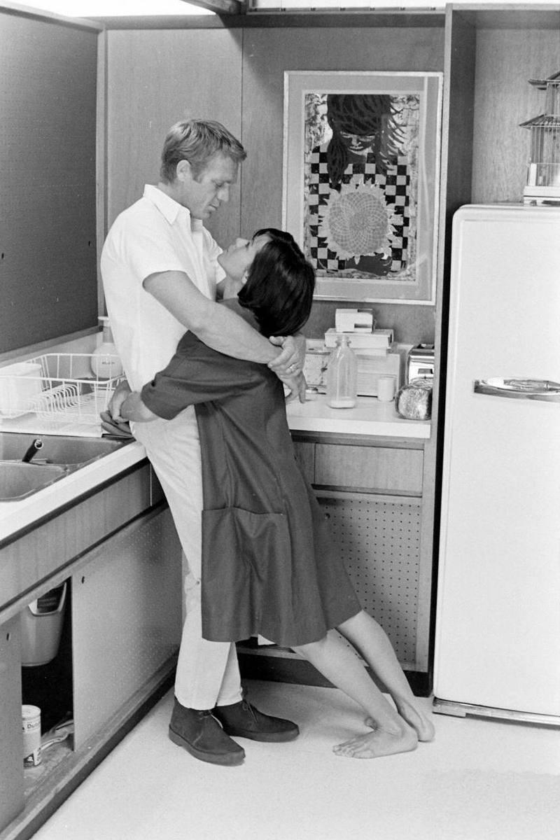 Steve McQueen - John Dominis (1963) loving 04